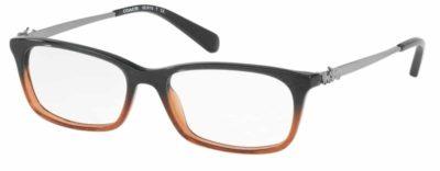 Coach HC6110 - 5475 Black Amber Glitter Gradient