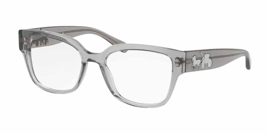 Coach HC6126 5172 - Grey Transparent