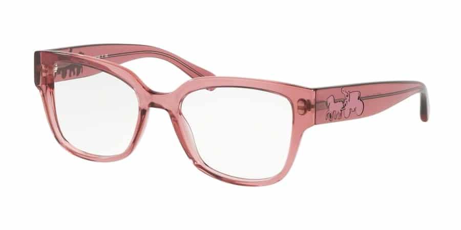 Coach HC6126 5527 - Transparent Pink