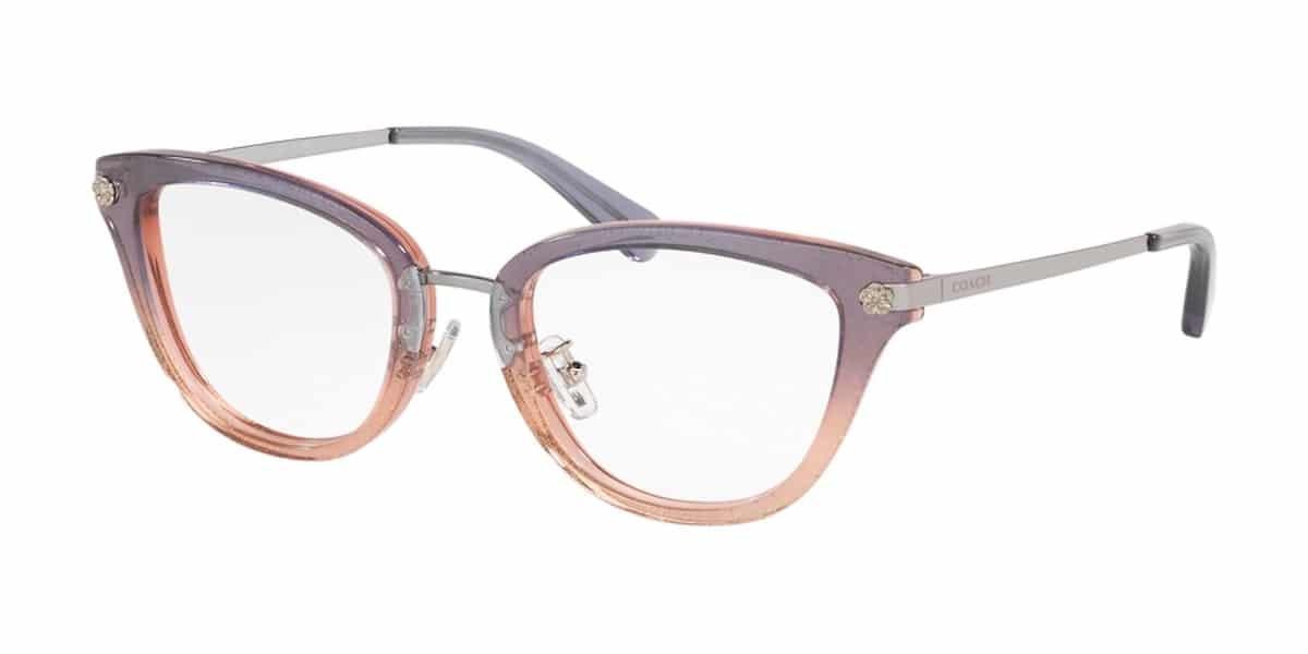Coach HC6141 5454 - Violet Glitter Gradient
