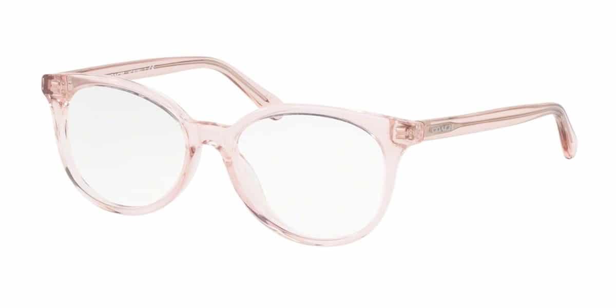 Coach HC6138U 5556 - Transparent Pink
