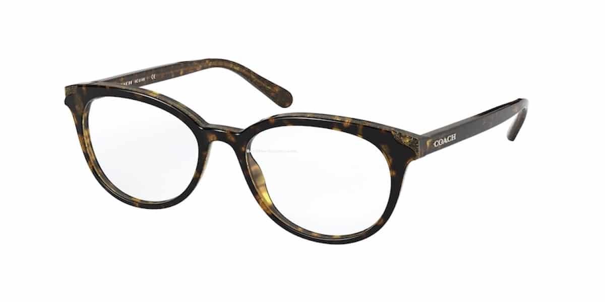 Coach HC6149 5583 - Tortoise Glitter Sig C