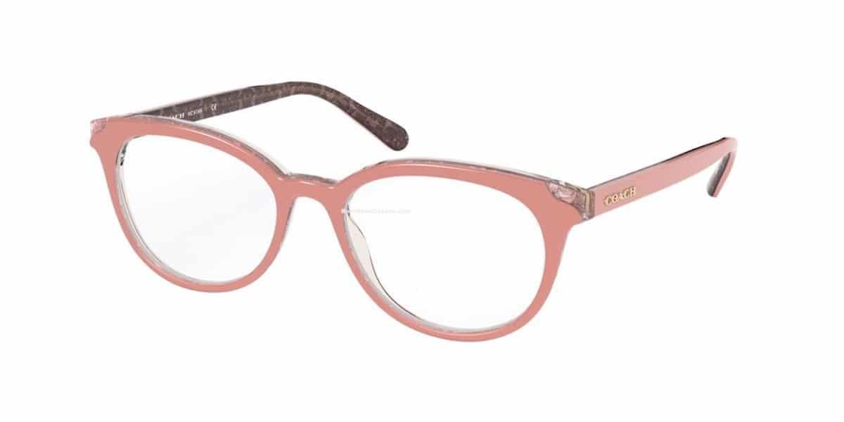 Coach HC6149 5580 - Dusty Rose Glitter Sig C