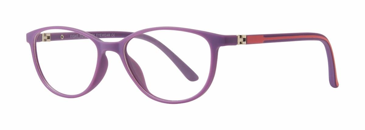 Eight to Eighty - Ariel - Purple