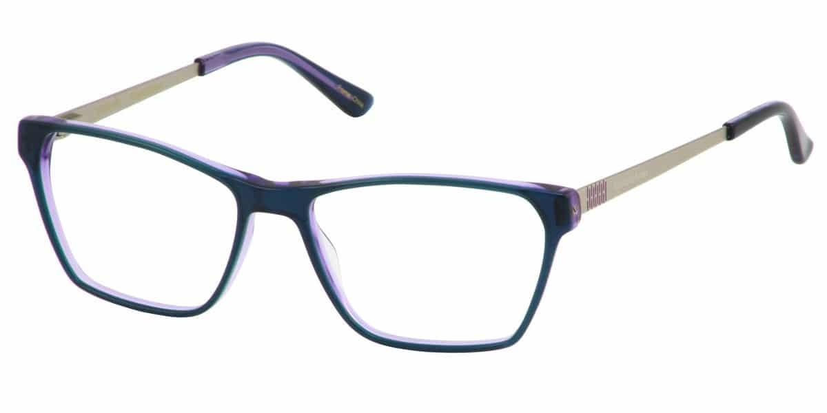 Elizabeth Arden EA1192 3 - Teal Blue