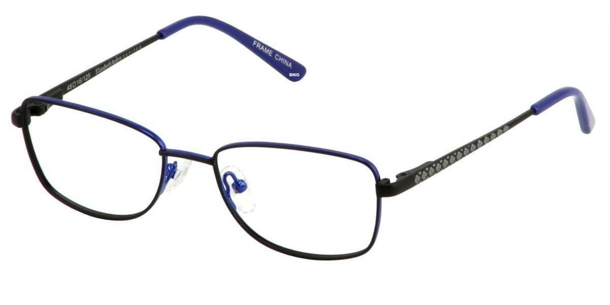 Elizabeth Arden EAPT105 2 - Black Matte Blue