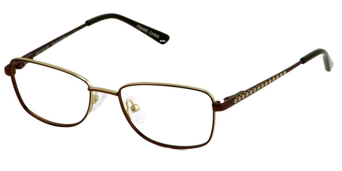Elizabeth Arden EAPT105 3 - Matte Gold Dark Brown