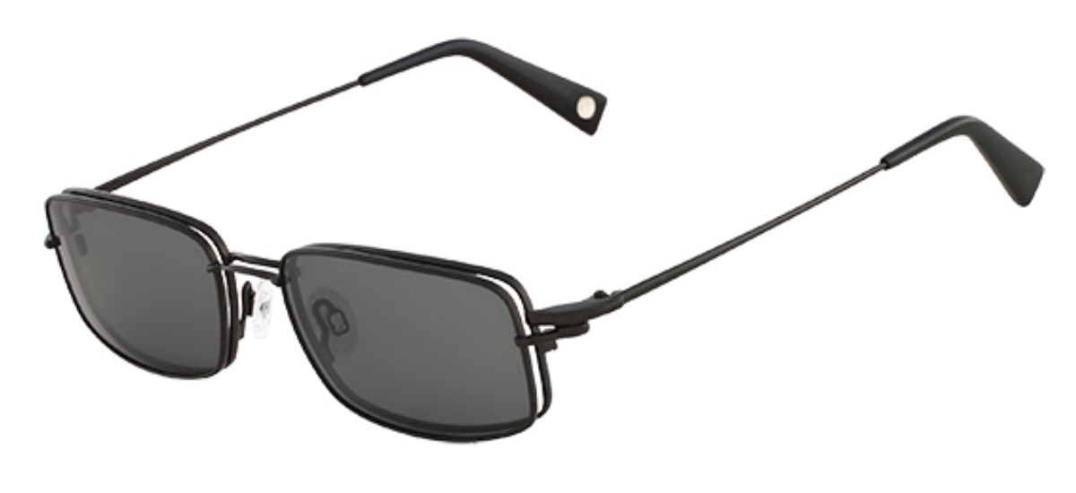 Flexon FLX901 MAG-SET - 001 - Black Chrome