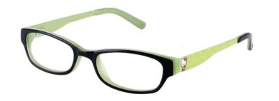 Hello Kitty HK 214-2 Black (Black/Green)