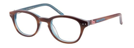 Hello Kitty HK 219-1 Brown (Brown/Blue)