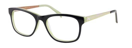 Hello Kitty HK 221 2 Black (Black/Lime Green)