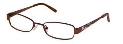 Hello Kitty HK 237-1 Medium Brown