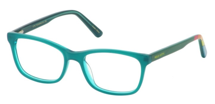 Hello Kitty HK294 3 - Teal