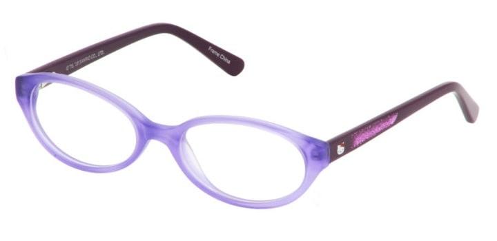 Hello Kitty HK296 1 - Purple