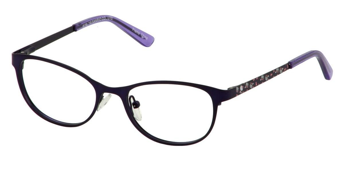 Hello Kitty HK302 1 - Matte Purple