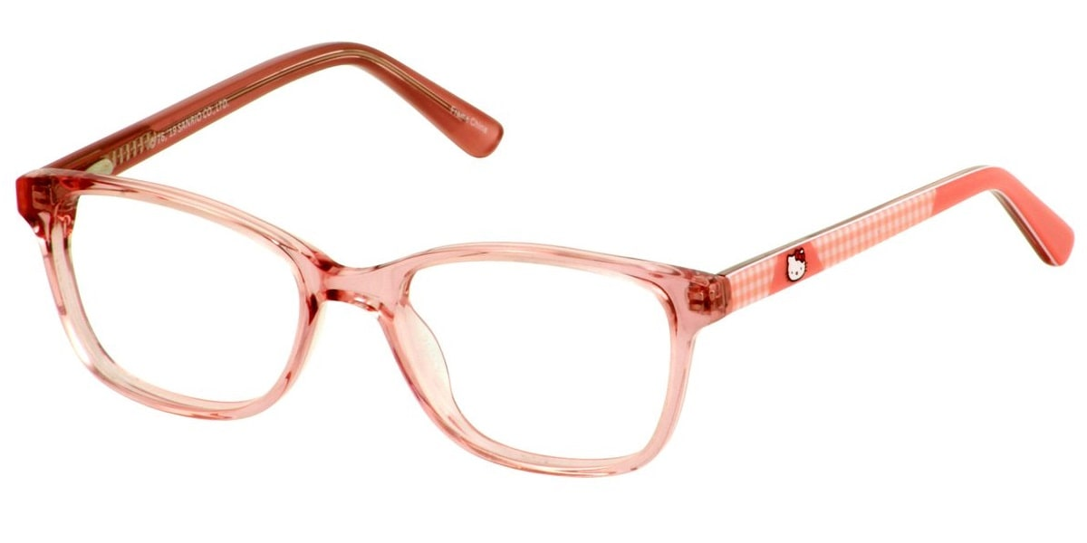 Hello Kitty HK312 1 - Pink Crystal