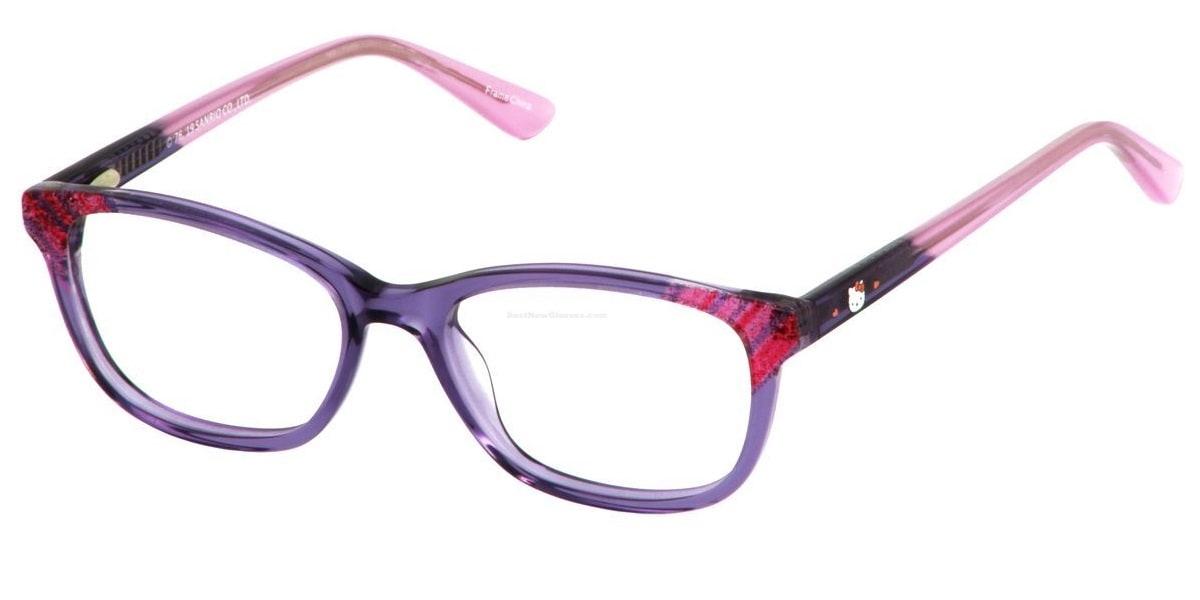 Hello Kitty HK317 2 - Purple