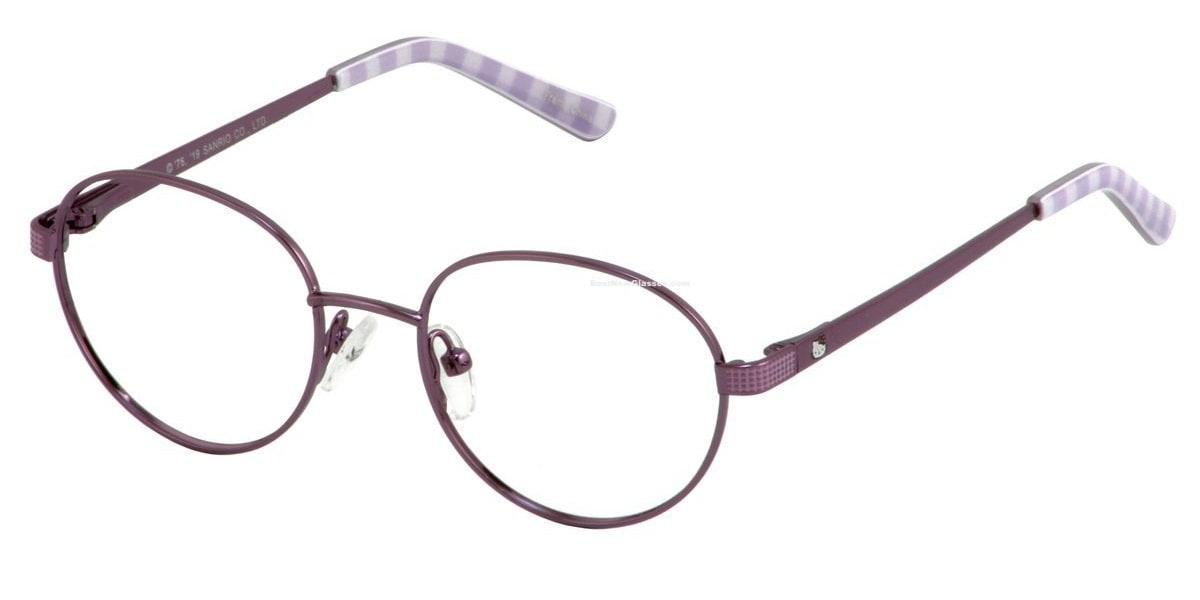 Hello Kitty HK318 2 - Purple