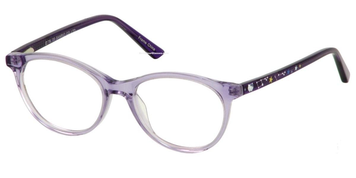 Hello Kitty HK322 1 - Purple