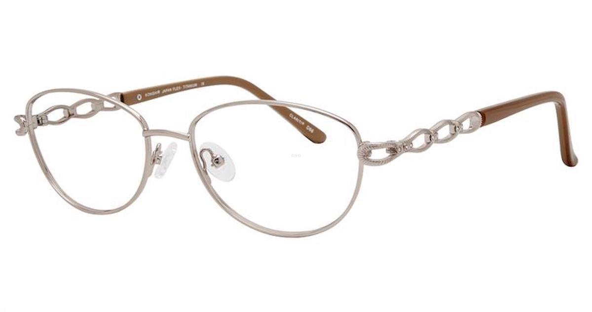 Konishi Flex-Titanium KF8385 C2 - Brown Pearl