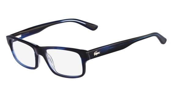 Lacoste L2705 424 - Blue Striped