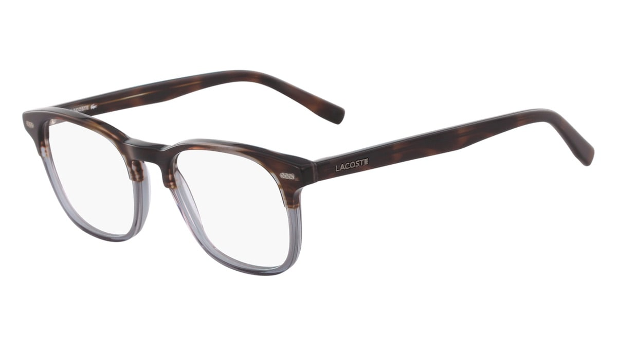Lacoste L2832 210 - Brown / Grey