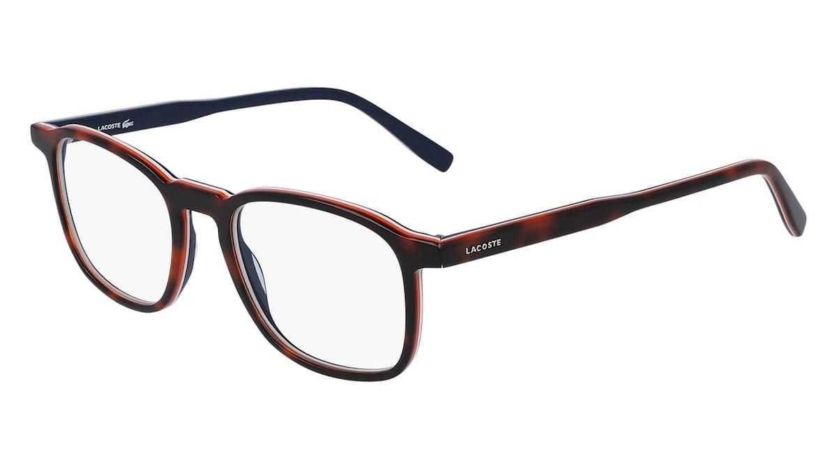 Lacoste L2845 214 - Havana / Orange / White / Blue
