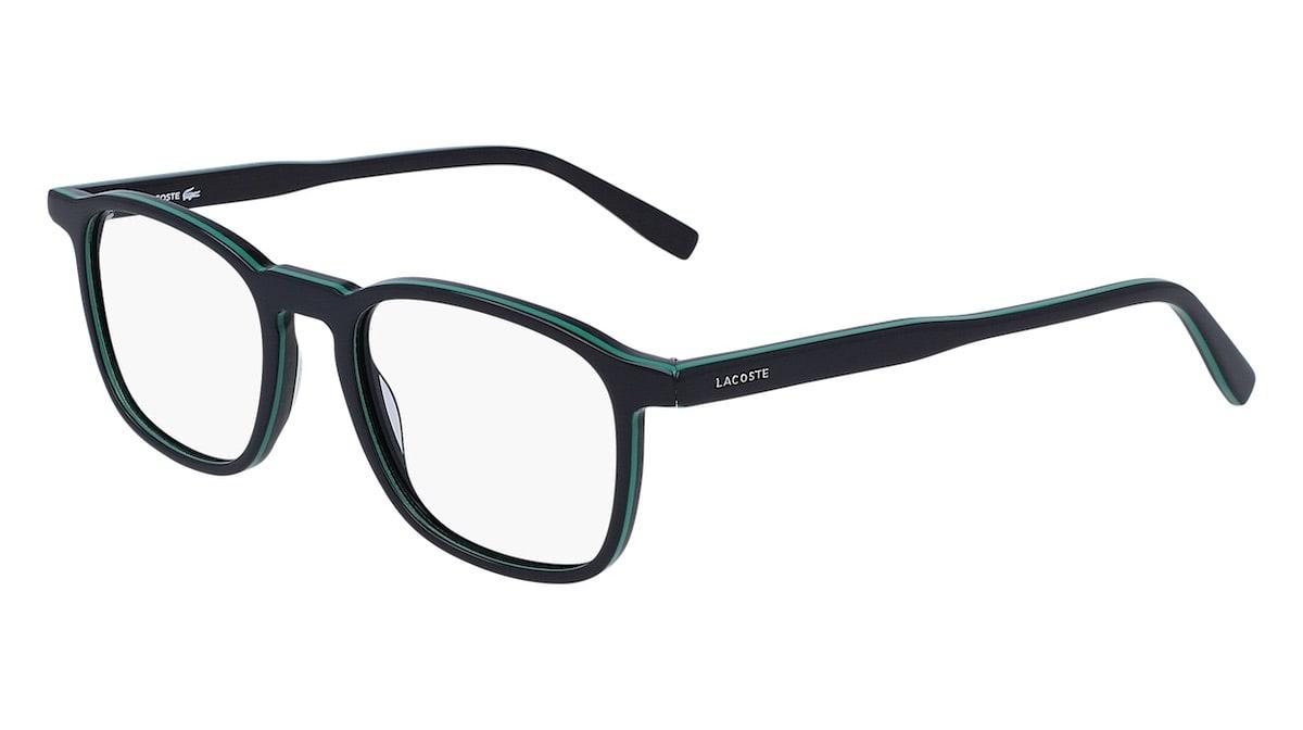 Lacoste L2845 424 - Blue / Green / Blue