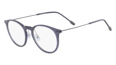 Lacoste L2846 035 - Grey Transparent