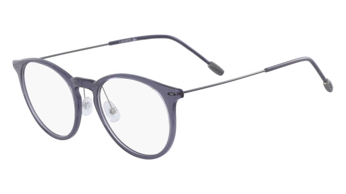 Lacoste L2846 035 - Grey Transparent