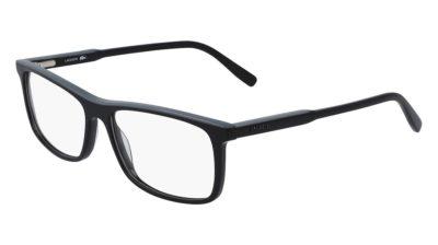 Lacoste L2860 001 - Black / Grey