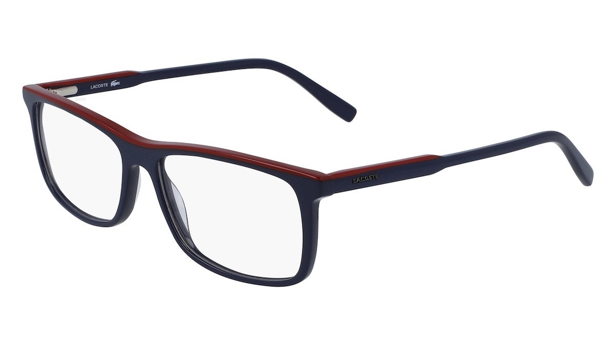 Lacoste L2860 424 - Blue / Red