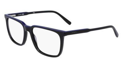 Lacoste L2861 002 - Black / Blue