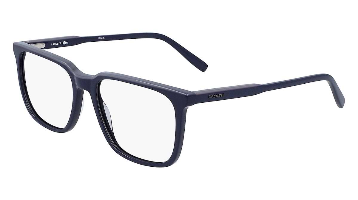Lacoste L2861 414 - Blue / Light Grey