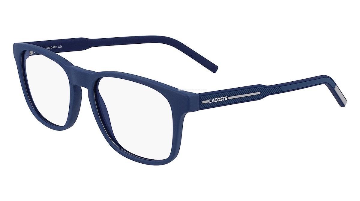 Lacoste L2865 424 - Matte Blue