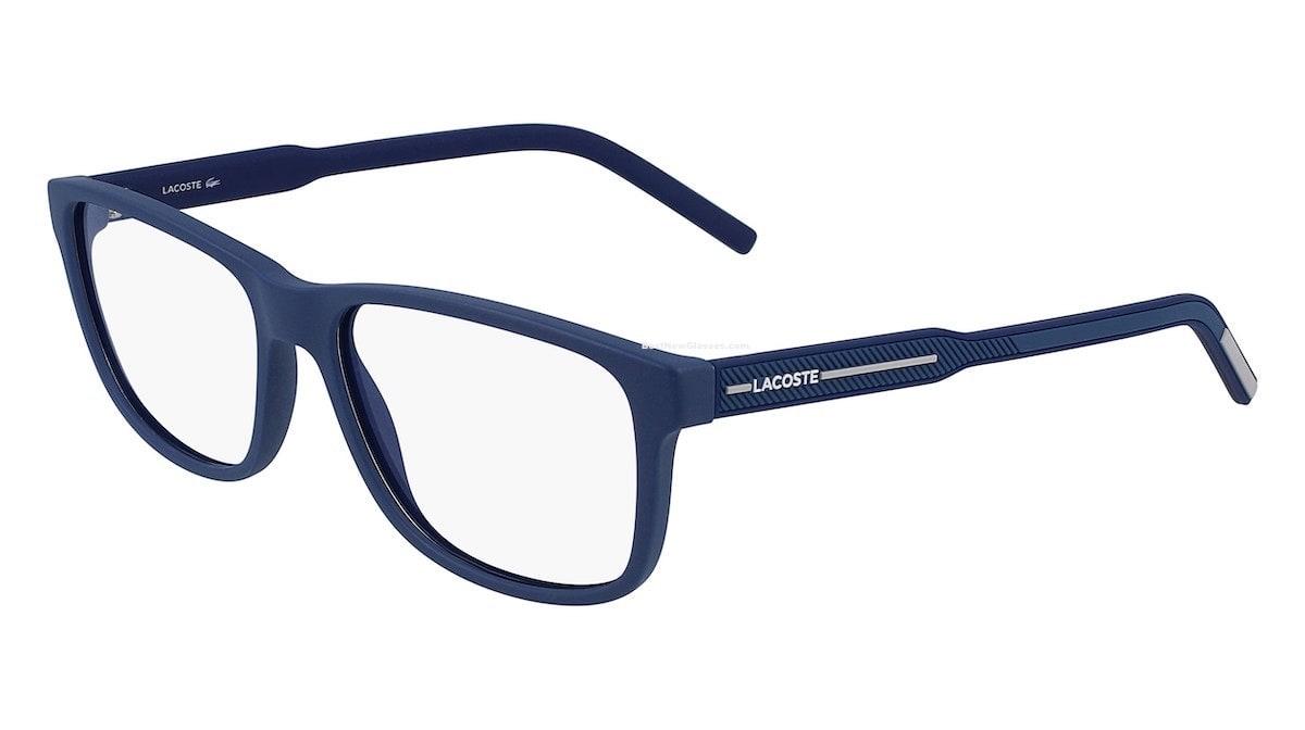 Lacoste L2866 424 - Matte Blue