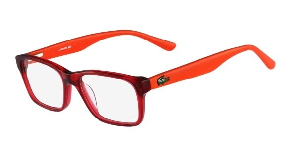 Lacoste L3612 - 615 Red