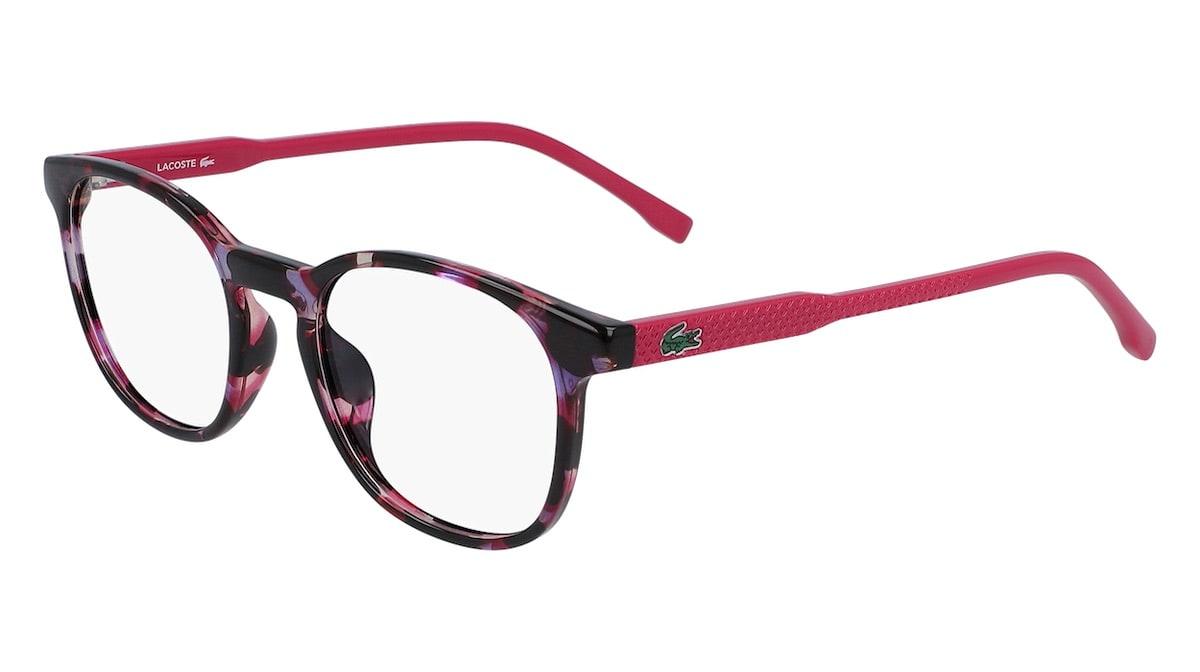 Lacoste L3632 219 - Havana / Pink