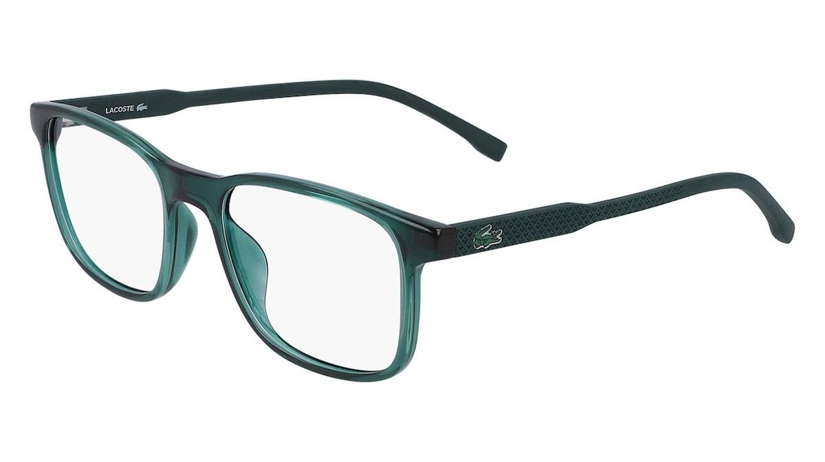 Lacoste L3633 315 - Shiny Green
