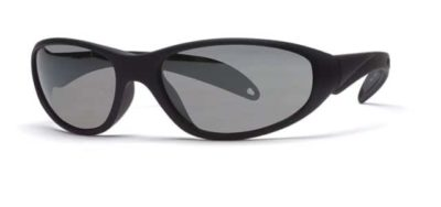 Liberty Sport - BIKER POLARIZED - Matte Black (Soft) with Ultimate Polarized lens #1