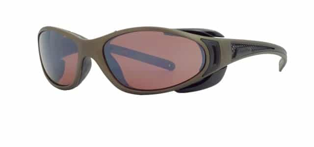 Liberty Sport - CHOPPER -  Army Green / Matte Black with Ultimate Driver lens #550