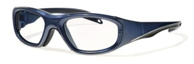 F8 MORPHEUS I - Shiny Navy Blue/Shiny Black stripe #1