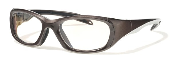F8 MORPHEUS II - Shiny Grey/Shiny Silver stripe #2
