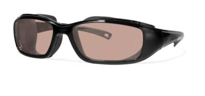 Liberty Sport - RIDER DRY EYE - Shiny Black with Ultimate Driver lens #203