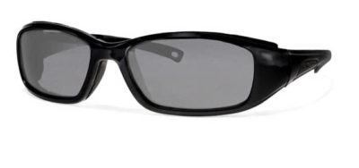 Liberty Sport - RIDER POLARIZED - Matte Black with Ultimate Driver Lens #203