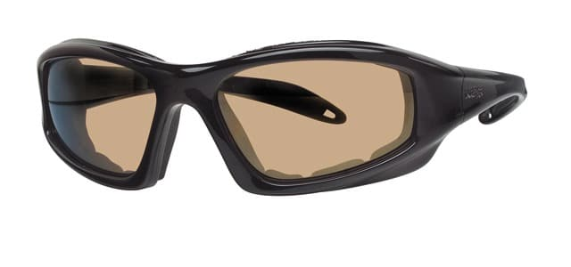 Liberty Sport - TORQUE I - Translucent Black with Brown Lens #2