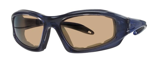 Liberty Sport - TORQUE I - Translucent Blue with Brown lens #3