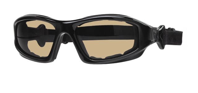 Liberty Sport - TORQUE II - Matte Black with Brown Lens