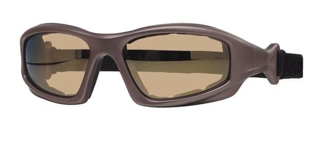 Liberty Sport - TORQUE II - Matte Grey with Brown Lens