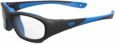 Liberty Sport - RS-40 - Matte Black / Cyan